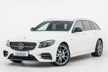 Mercedes-Benz E 43 AMG Kombi 4MATIC Aut.  VOLL  LP:117.790.-€ bei Autohaus Hösch GmbH in