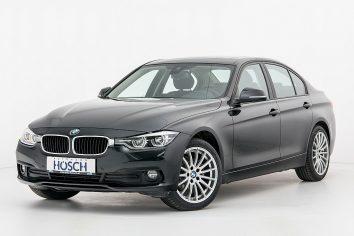 BMW 320d Advantage Aut.  LP:56.114.- € bei Autohaus Hösch GmbH in