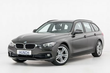 BMW 320d Kombi Efficient Dynamics Aut.  LP: 50.960.- € bei Autohaus Hösch GmbH in