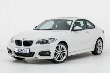 BMW 220d Coupe M Sport Aut. Sport  LP:53.576.- € bei Autohaus Hösch GmbH in