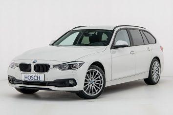 BMW 318d Advantage Touring Aut.  LP:50.511.- € bei Autohaus Hösch GmbH in