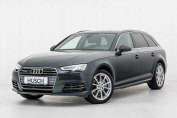 Audi A4 Avant 2,0 TDI S-tronic Quattro Sport LP:62.751.-€ bei Autohaus Hösch GmbH in
