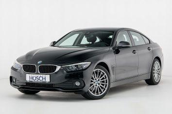 BMW 420d Gran Coupe Advantage Aut.  LP:62.796.-€ bei Autohaus Hösch GmbH in