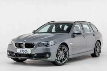 BMW 520d Touring Aut. LP: 60.670.-€ bei Autohaus Hösch GmbH in