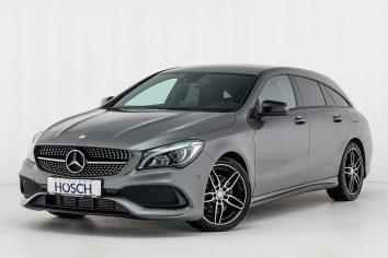 Mercedes-Benz CLA 220d AMG Line Shooting Brake Aut.  LP: 53.423.-€ bei Autohaus Hösch GmbH in