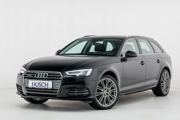 Audi A4 Avant 2,0 TDI S-tronic Quattro Sport LP:62.143.-€ bei Autohaus Hösch GmbH in