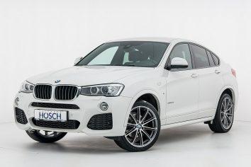 BMW X4 xDrive 20d M-Sport Aut. VOLL  LP:73.947.- € bei Autohaus Hösch GmbH in