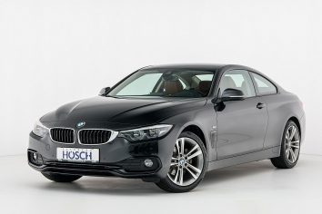 BMW 420d Coupe Sport Line Aut. LP:59.183.-€ bei Autohaus Hösch GmbH in