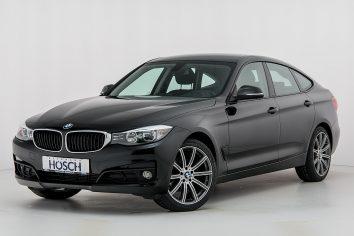 BMW 320d Gran Turismo Aut.  LP:51.465.-€ bei Autohaus Hösch GmbH in