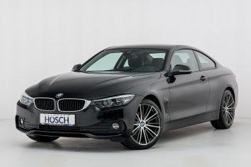BMW 420d Coupe Advantage Aut. LP:55.201.-€ bei Autohaus Hösch GmbH in