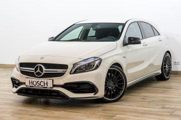 Mercedes-Benz A 45 AMG 4MATIC Aut.  LP: 68.109.- € bei Autohaus Hösch GmbH in