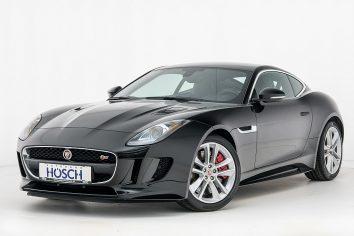 Jaguar F-Type S Coupe AWD Aut.   LP: 132.510.-€ bei Autohaus Hösch GmbH in