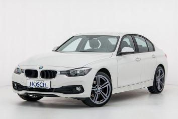 BMW 316d Advantage  LP:42.473.- € bei Autohaus Hösch GmbH in