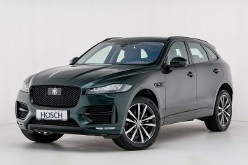 Jaguar F-Pace 25d AWD R-Sport Aut. LP: 100.684-€ bei Autohaus Hösch GmbH in