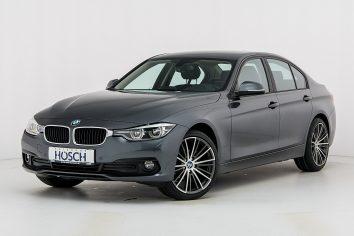 BMW 318d Advantage Aut. LP:50.834.- € bei Autohaus Hösch GmbH in