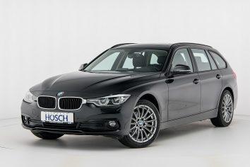 BMW 318d Advantage Touring Aut.  LP:54.362.- € bei Autohaus Hösch GmbH in