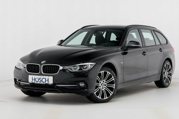 BMW 320d xDrive Kombi Sport Line Aut. LP: 59.725,- € bei Autohaus Hösch GmbH in