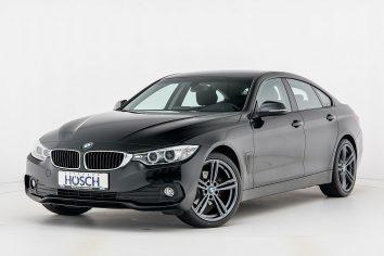 BMW 420d Gran Coupe Aut. LP: 45.437-€ bei Autohaus Hösch GmbH in