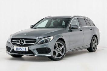 Mercedes-Benz C 220d Kombi 4MATIC Aut. AMG-Line  LP: 66.461.- € bei Autohaus Hösch GmbH in