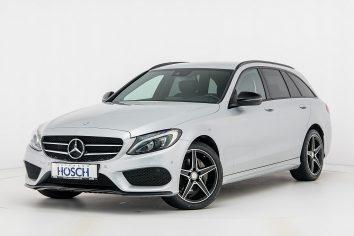 Mercedes-Benz C 220d Kombi 4MATIC Aut. AMG-Line  LP: 64.294.- € bei Autohaus Hösch GmbH in