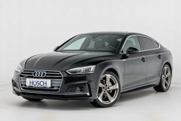 Audi A5 Sportback 2.0 TDI quattro Sport Aut. VOLL LP: 76.061,-€ bei Autohaus Hösch GmbH in