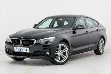 BMW 320d Gran Turismo Aut.  LP:51.855.-€ bei Autohaus Hösch GmbH in