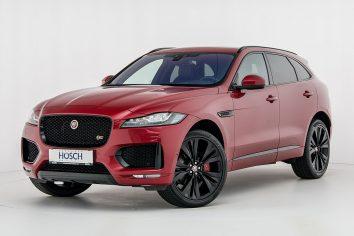 Jaguar F-Pace S AWD Aut. VOLL  LP: 120.962,-€ bei Autohaus Hösch GmbH in