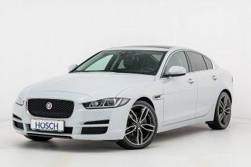 Jaguar XE 20d Prestige Aut. LP 55.058,-€ bei Autohaus Hösch GmbH in