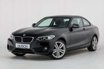 BMW 218d Coupe Aut. LP:42.884.- € bei Autohaus Hösch GmbH in