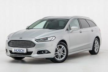 Ford Mondeo Traveller Titanium 2.0 TDCi AWD Aut. LP: 50.035.-€ bei Autohaus Hösch GmbH in