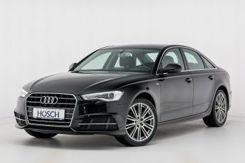 Audi A6 2.0 TDI S-Line S-tronic  LP: 59.978.- € bei Autohaus Hösch GmbH in