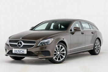 Mercedes-Benz CLS 350d Shootingbrake Aut. LP: 83.419,-€ bei Autohaus Hösch GmbH in