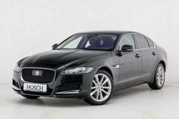 Jaguar XF 20d Prestige Aut. LP: 66.911-€ bei Autohaus Hösch GmbH in