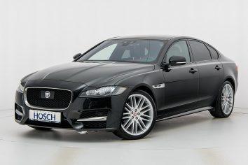 Jaguar XF 30d R-Sport Aut. LP: 90.297,- € bei Autohaus Hösch GmbH in