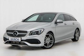 Mercedes-Benz CLA 200d Shooting Brake AMG-Line Aut. LP:51.717,-€ bei Autohaus Hösch GmbH in
