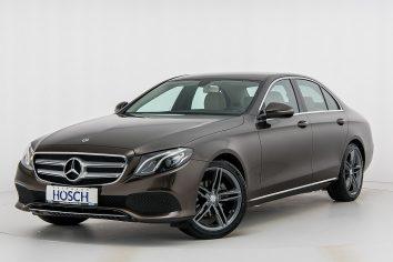 Mercedes-Benz E 220d  Avantgarde Aut. LP:61.269.-€ bei Autohaus Hösch GmbH in
