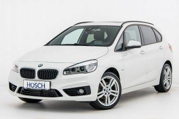 BMW 218d Active Tourer Sport Line LP: 49.345,-€ bei Autohaus Hösch GmbH in