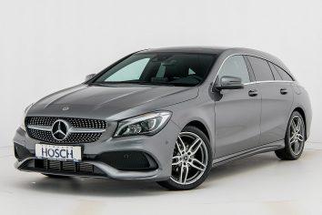 Mercedes-Benz CLA 200d Shooting Brake AMG-Line Aut. LP: 53.749,-€ bei Autohaus Hösch GmbH in