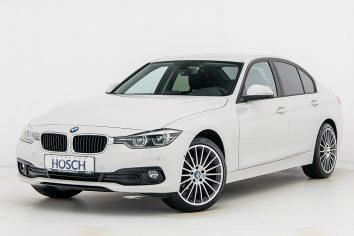 BMW 316d Advantage Aut. LP.: 46.452,- € bei Autohaus Hösch GmbH in