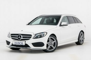 Mercedes-Benz C 220d Kombi Aut. AMG-Line  LP: 62.710.- € bei Autohaus Hösch GmbH in