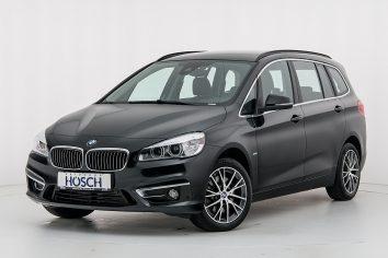 BMW 220d Gran Tourer Luxury Line Aut. LP:54.575.-€ bei Autohaus Hösch GmbH in