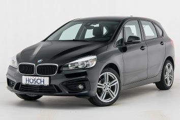 BMW 218d Active Tourer Advantage  LP:35.631.-€ bei Autohaus Hösch GmbH in