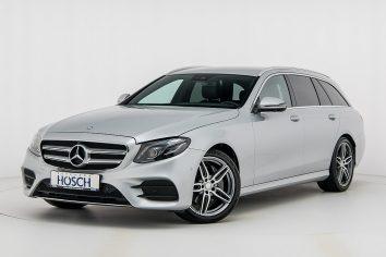 Mercedes-Benz E 220d Kombi AMG Line Aut. LP:75.090.-€ bei Autohaus Hösch GmbH in