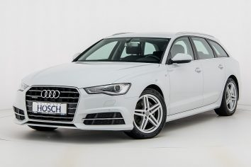 Audi A6 Avant 2.0 TDI S-Line S-tronic Quattro LP:73.898.- € bei Autohaus Hösch GmbH in