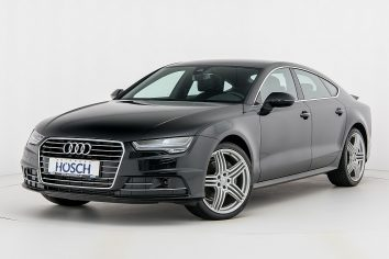 Audi A7 Sportback 3.0 TDI Ultra S-Tronic LP: 72.995.- € bei Autohaus Hösch GmbH in