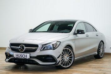 Mercedes-Benz CLA 45 AMG 4MATIC Aut. VOLL  LP: 84.326.-€ bei Autohaus Hösch GmbH in