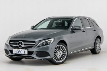 Mercedes-Benz C 220d Avantgarde 4MATIC Aut.  LP: 60.517.-€ bei Autohaus Hösch GmbH in