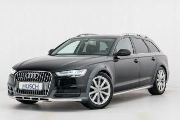 Audi A6 Allroad 3,0 TDI quattro S-tronic LP: 85.100.-€ bei Autohaus Hösch GmbH in