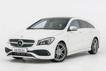 Mercedes-Benz CLA 200d Shooting Brake AMG-Line Aut. LP:50.832,-€ bei Autohaus Hösch GmbH in