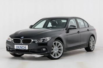 BMW 318d Advantage  LP:47.752.- € bei Autohaus Hösch GmbH in